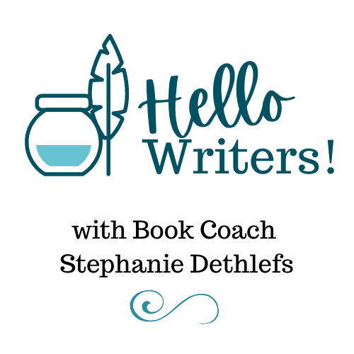 stephanie dethlefs book writing coach